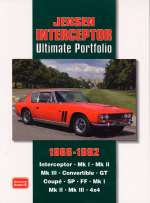 JENSEN INTERCEPTOR 1966-1992