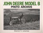 JOHN DEERE MODEL B (1935-1952)