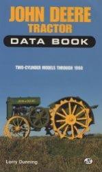 JOHN DEERE TRACTOR DATA BOOK