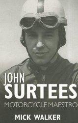 JOHN SURTEES MOTORCYCLE MAESTRO (BROSSURA)
