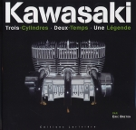 KAWASAKI 3 CYLINDRES 2 TEMPS 1 LEGENDE