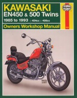 KAWASAKI EN450 & 500 TWINS  (2053)