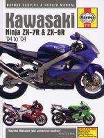 KAWASAKI NINJA ZX-7R & ZX-9R '94 TO '04 (3721)