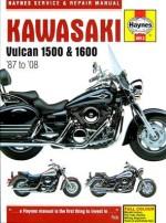 KAWASAKI VULCAN 1500 & 1600 '87 TO '08 (4913)