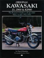 KAWASAKI Z1, Z900 & KZ900 ORIGINAL