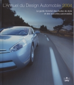 L'ANNUEL DU DESIGN AUTOMOBILE 2004