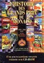 L'HISTOIRE DES GRANDS PRIX DE MONACO 1929-1980 VOL.1 (CD-ROM)