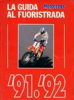 LA GUIDA AL FUORISTRADA MOTOCROSS '91/'92
