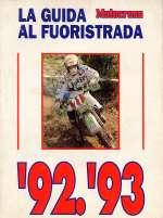 LA GUIDA AL FUORISTRADA MOTOCROSS '92/'93
