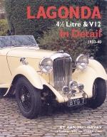 LAGONDA 4 1/2 LITRE & V12 IN DETAIL 1933-1940