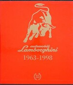LAMBORGHINI AUTOMOBILI 1963-1998 CATALOGUE RAISONNE