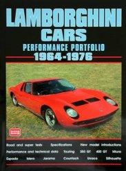 LAMBORGHINI CARS 1964-1976