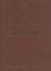 LAMBORGHINI JALPA 3,5 CATALOGO PEZZI RICAMBIO