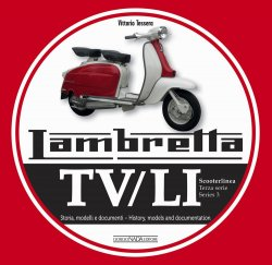 LAMBRETTA TV/LI SCOOTERLINEA TERZA SERIE - SERIES 3.