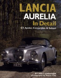 LANCIA AURELIA IN DETAIL GT SPIDER CONVERTIBLE & SALOON