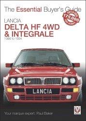 LANCIA DELTA HF 4WD & INTEGRALE 1986 TO 1994
