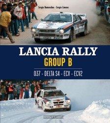 LANCIA RALLY GRUPPO B: 037 - DELTA S4 - ECV - ECV2