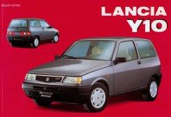 LANCIA Y10 (ENGLISH EDITION)