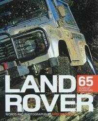 LAND ROVER 65 YEARS OF ADVENTURE
