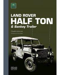 LAND ROVER HALF TON & SANKEY TRAILER