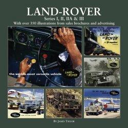 LAND ROVER SERIES I, II, IIA & III