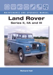 LAND ROVER SERIES II, IIA AND III