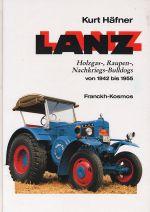 LANZ HOLGAS RAUPEN NACHKRIEGS-BULLDOGS VON 1942 BIS 1955