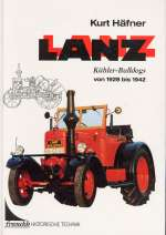 LANZ KUHLER BULLDOGS VON 1928 BIS 1942