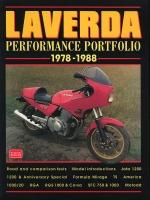 LAVERDA 1978-1988