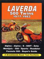 LAVERDA 500 TWINS 1977-1983