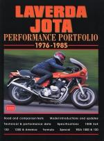 LAVERDA JOTA 1976-1985