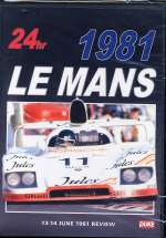 LE MANS 1981 24HR (DVD)