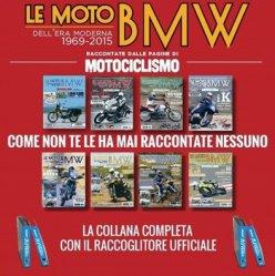 LE MOTO BMW DELL'ERA MODERNA 1969-2015 (COLLANA COMPLETA DI 8 VOLUMI)