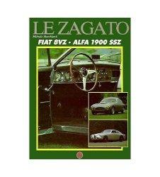 LE ZAGATO FIAT 8VZ ALFA 1900 SSZ