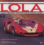 LOLA CAN AM AND ENDURANCE RACE CARS