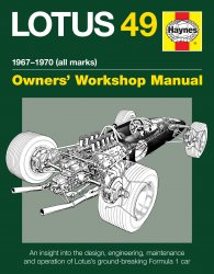 LOTUS 49 1967-1970 (ALL MARKS)