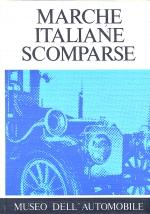 MARCHE ITALIANE SCOMPARSE