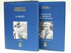 """MARQUES DE PORTAGO LA LEYENDA / """"FON"""" TRAYECTORIA VITAL Y DEPORTIVA DEL MARQUES DE PORTAGO"""