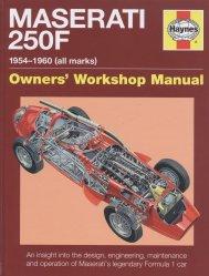 MASERATI 250F 1954-1960 (ALL MARKS)