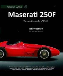MASERATI 250F - THE AUTOBIOGRAPHY OF 2528
