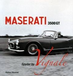 MASERATI 3500 GT SPYDER BY VIGNALE