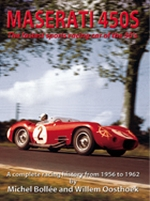 MASERATI 450S THE FASTEST SPORTS RACING CAR OF THE 50'S
