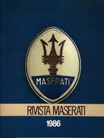 MASERATI RIVISTA 1986