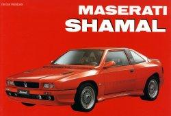 MASERATI SHAMAL (EDITION FRANCAISE)