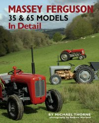 MASSEY FERGUSON 35 & 36 MODELS IN DETAIL