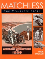 MATCHLESS THE COMPLETE STORY