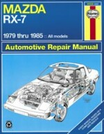 MAZDA RX-7 ROTARY (460) (61035) CLASSIC REPRINT