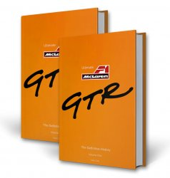 MCLAREN F1 GTR: THE DEFINITIVE HISTORY
