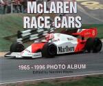 MCLAREN RACE CARS 1965-1996 PHOTO ALBUM