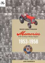 MEMORIES OF THE FOUNDING OF MASSEY FERGUSON 1953-1958